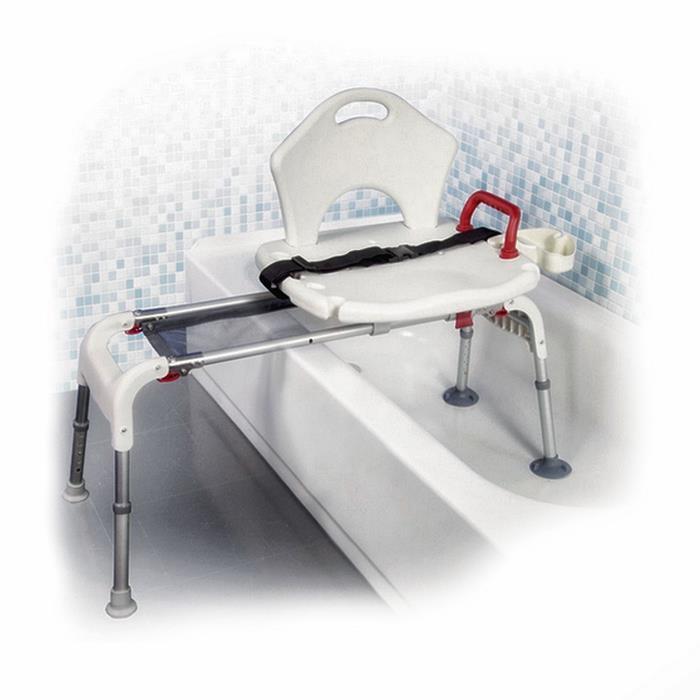 Folding Universal Sliding Transfer Bench Reviews