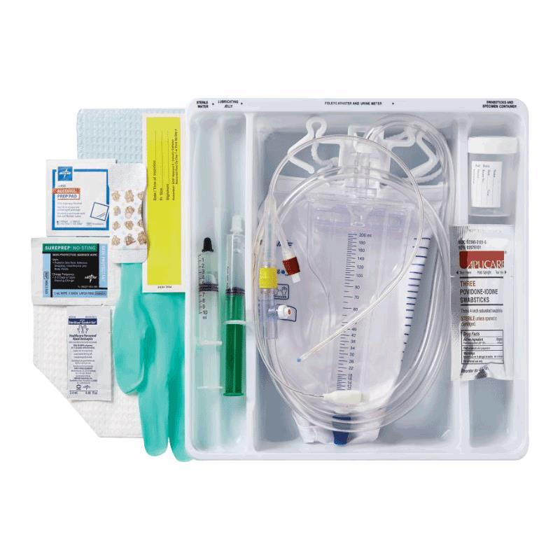 Medline Silicone Temperature Sensing Erase Cauti Adult