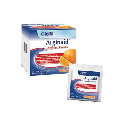 Nestle Arginaid Arginine-Intensive Powdered Mix Drink | Nestle Powdered Drink | HealthProductsForYou
