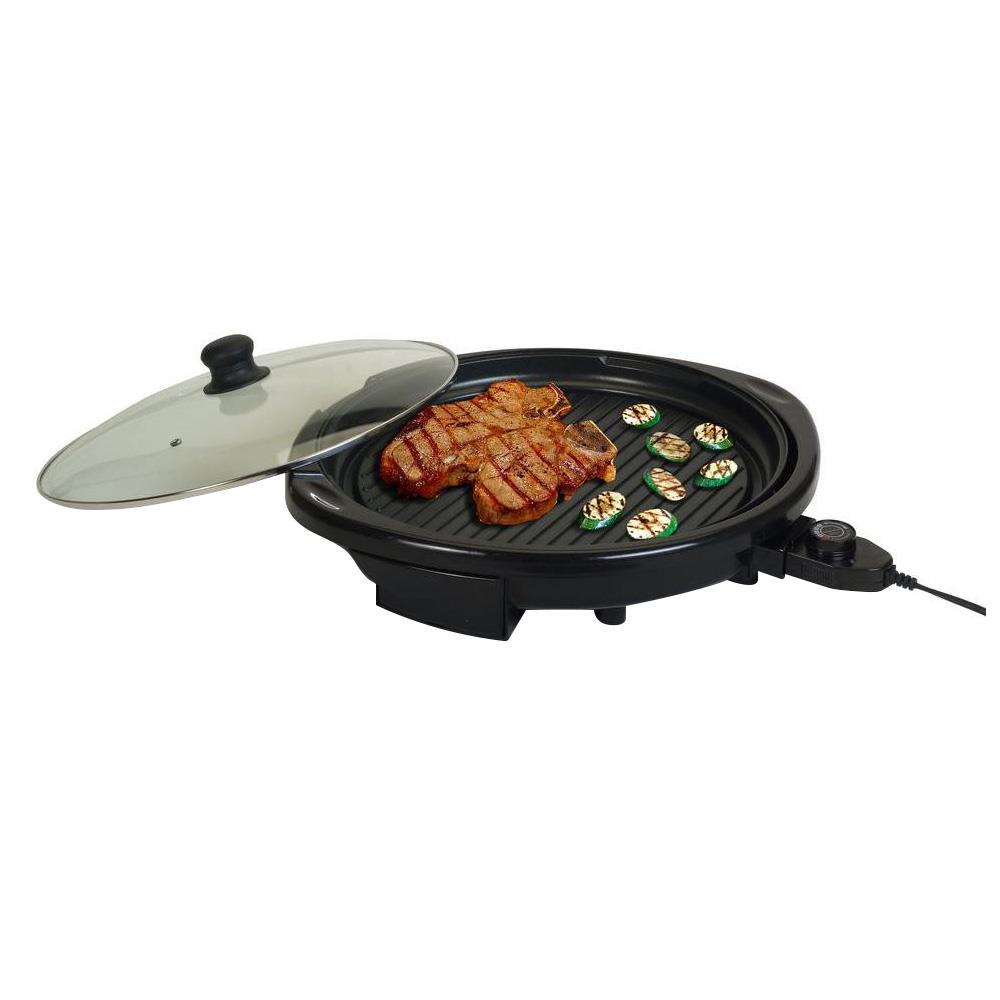 Small Electric Griller ~ Elite gourmet inches electric indoor grill small
