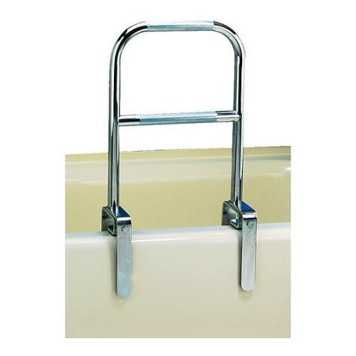 Carex Dual Level Bathtub Rail Grab Bars And Safety Rails