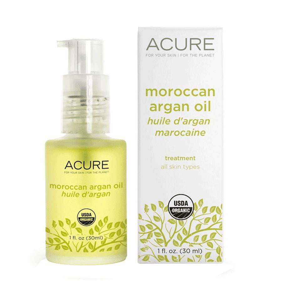 Acure Organics Moroccan Argan Oil Organic Skin Care