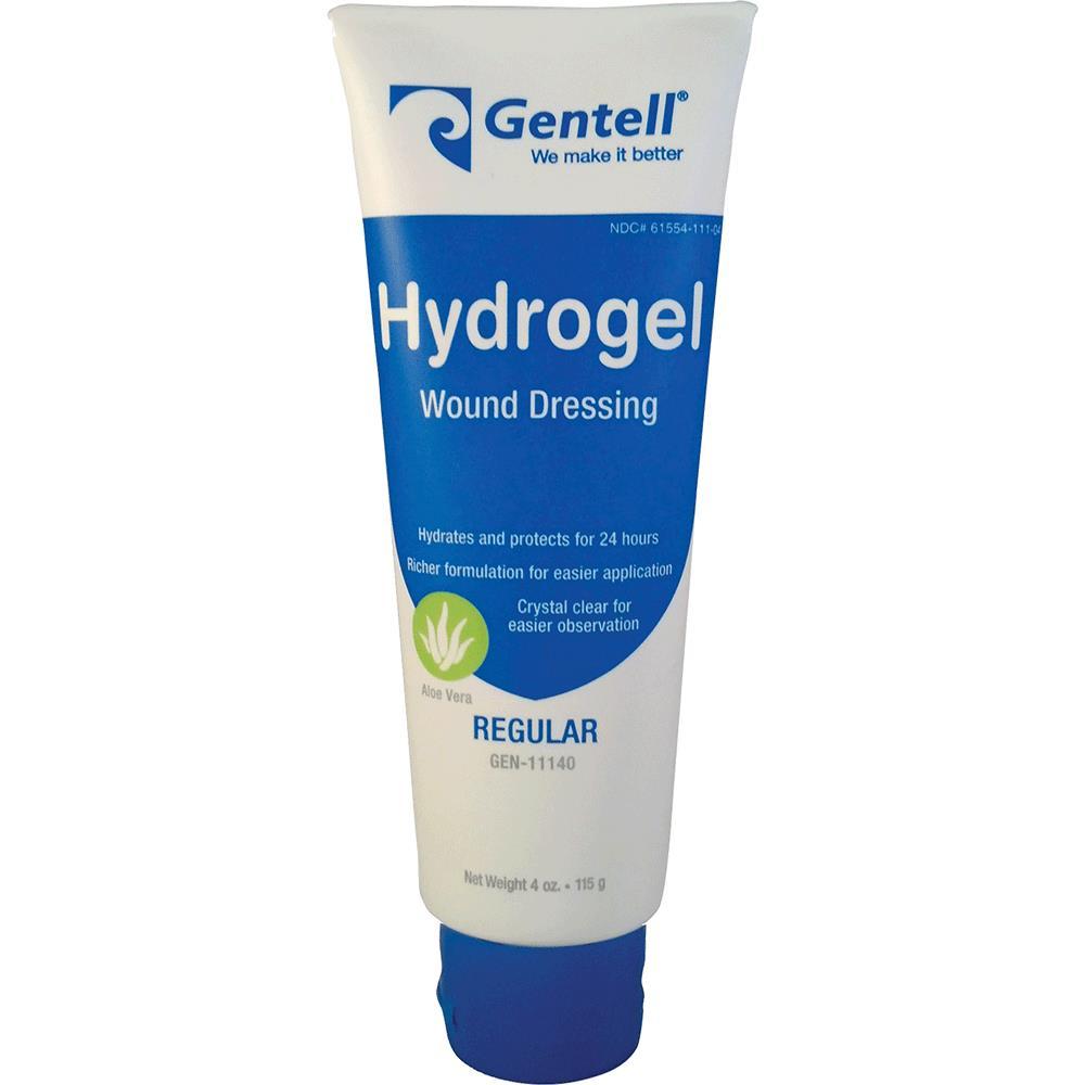 Gentell Hydrogel   Hydrogel Dressings