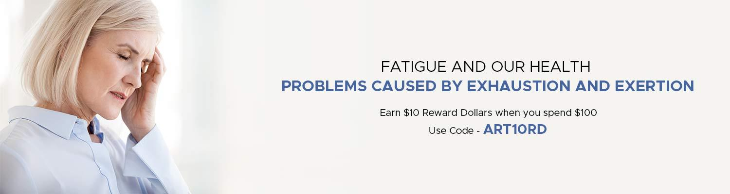 Fatigue and Our Health – Problems Caused by Exhaustion and Exertion