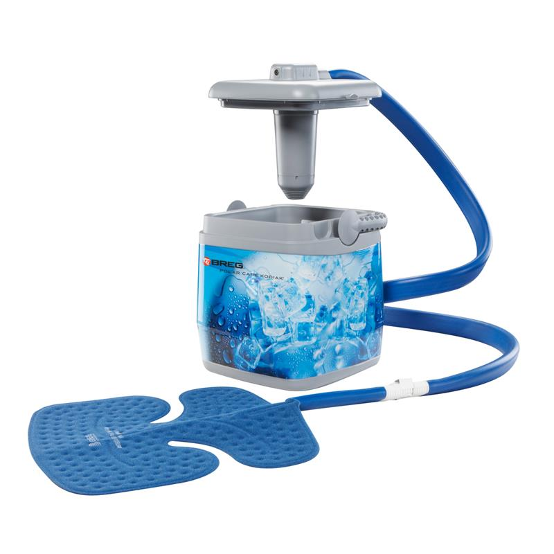 Breg polar care kodiak cold therapy system convenient for Motorized cold therapy unit