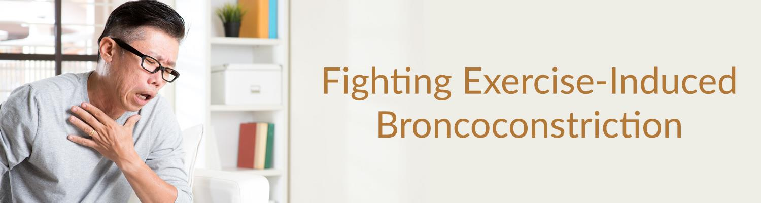 Fighting Exercise-Induced Broncoconstriction (EIB)