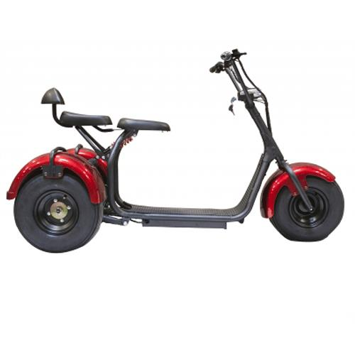 ewheels ew 21 chopper trike scooter 3 wheel scooters. Black Bedroom Furniture Sets. Home Design Ideas