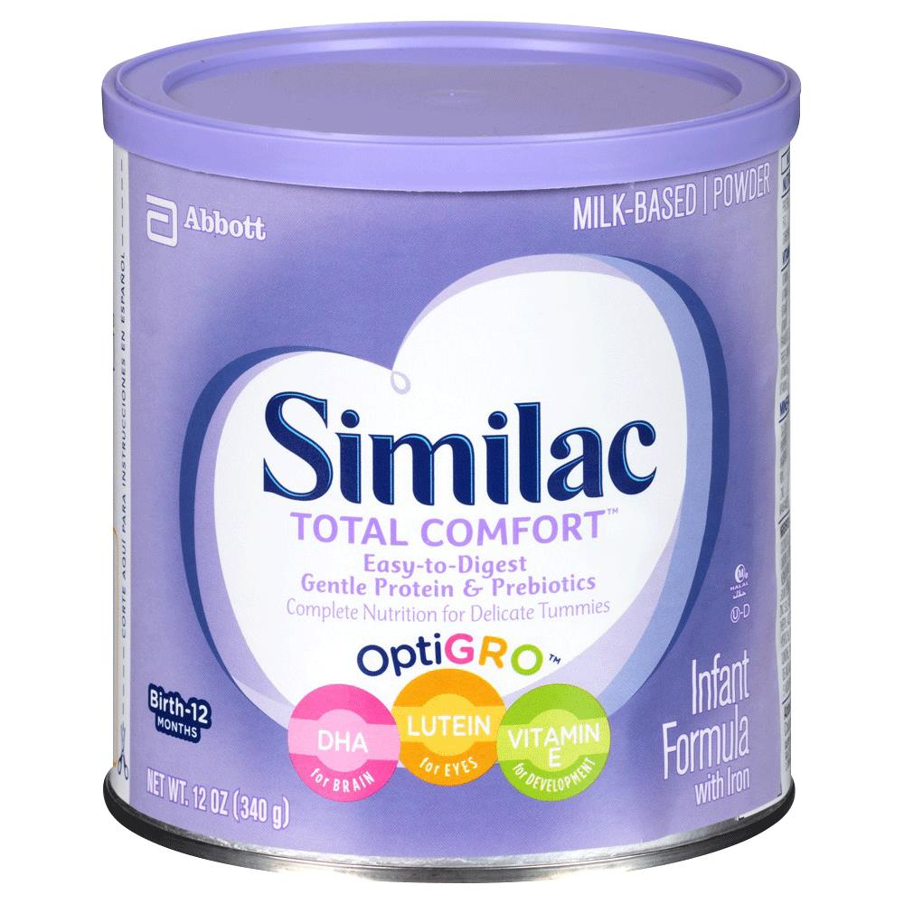 Abbott Similac Total Comfort Partially Hydrolyzed Protein