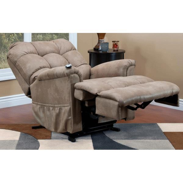 ... Med-Lift 55 Series 5500 Lift Chair In Reclined Position ...  sc 1 st  Health Products For You : med lift chairs recliners - islam-shia.org