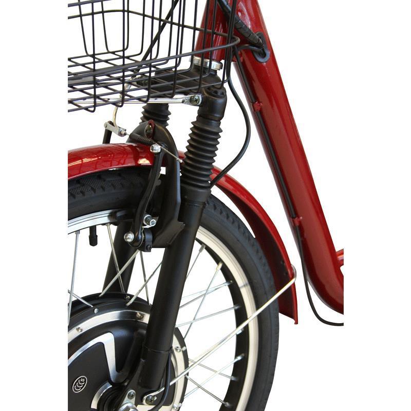 EWheels EW-29 Electric Trike Tricycle Scooter