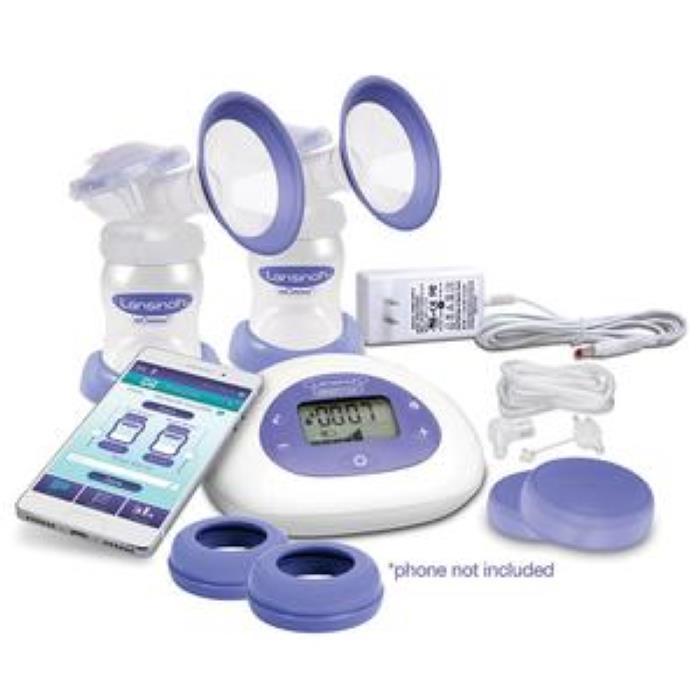 Lansinoh Smart Pump Double Electric Pump Breast Pumps