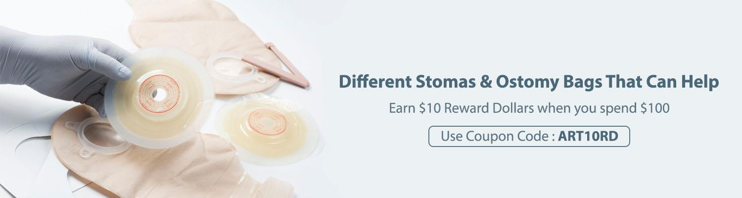 Different Stomas & Ostomy Bags That Can Help