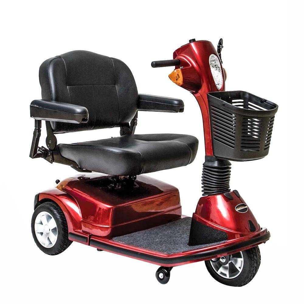 Pride Maxima 3-Wheel Scooter on