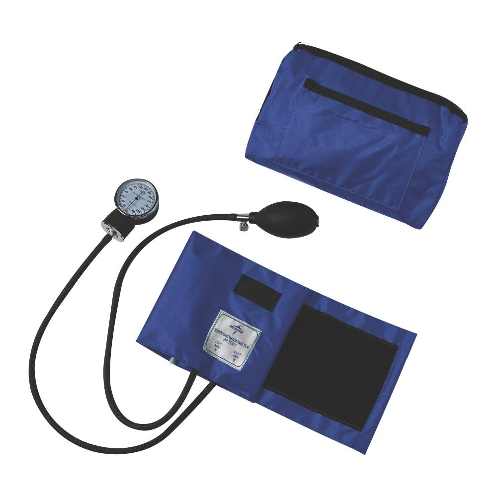 Medline Compli-Mates Aneroid Sphygmomanometer   Sphygmomanometers