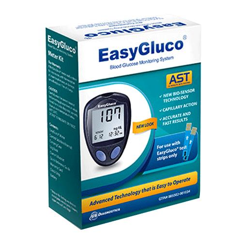 Easygluco G2 Blood Glucose Meter Diabetic Assessments