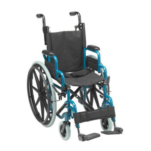 12620174158Drive Medical Wallaby Pediatric Folding Wheelchair ig Drive Medical Wallaby Blue Pediatric Folding Wheelchair IG drive medical wallaby pediatric folding wheelchair pediatric