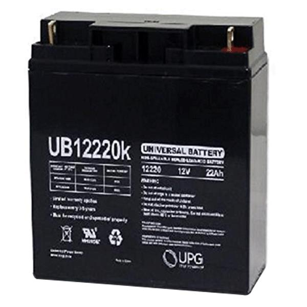 Drive 12AH Battery For Four Wheel Travel Power Scooter