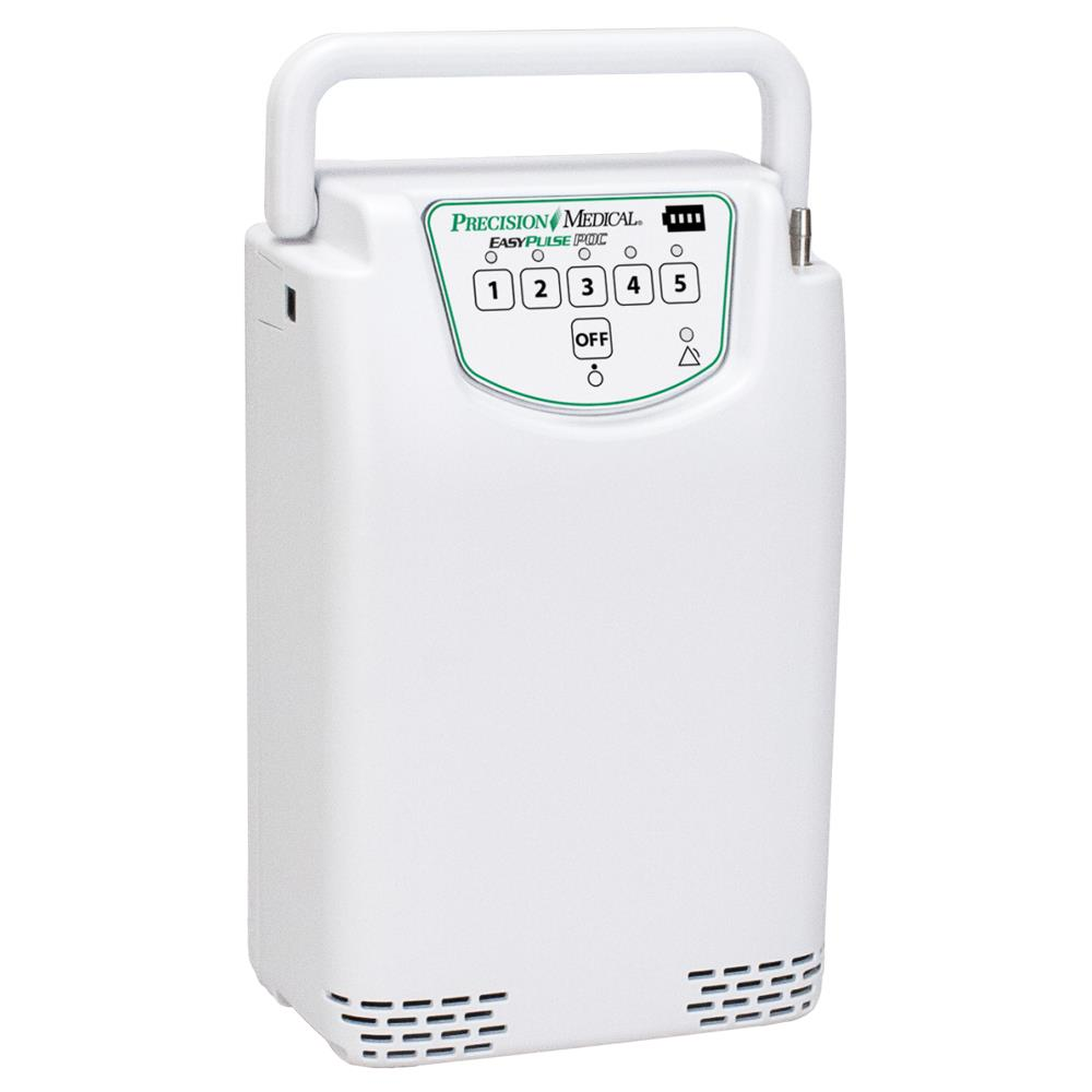 Easypulse 5 Lpm Portable Oxygen Concentrator Pm4150 Made In Usa
