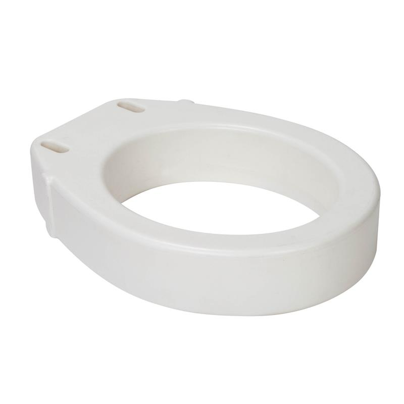 Drive Toilet Seat Riser Raised Toilet Seats