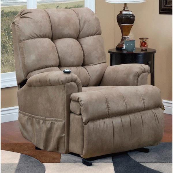 medlift 55 series stampede mocha lift chair