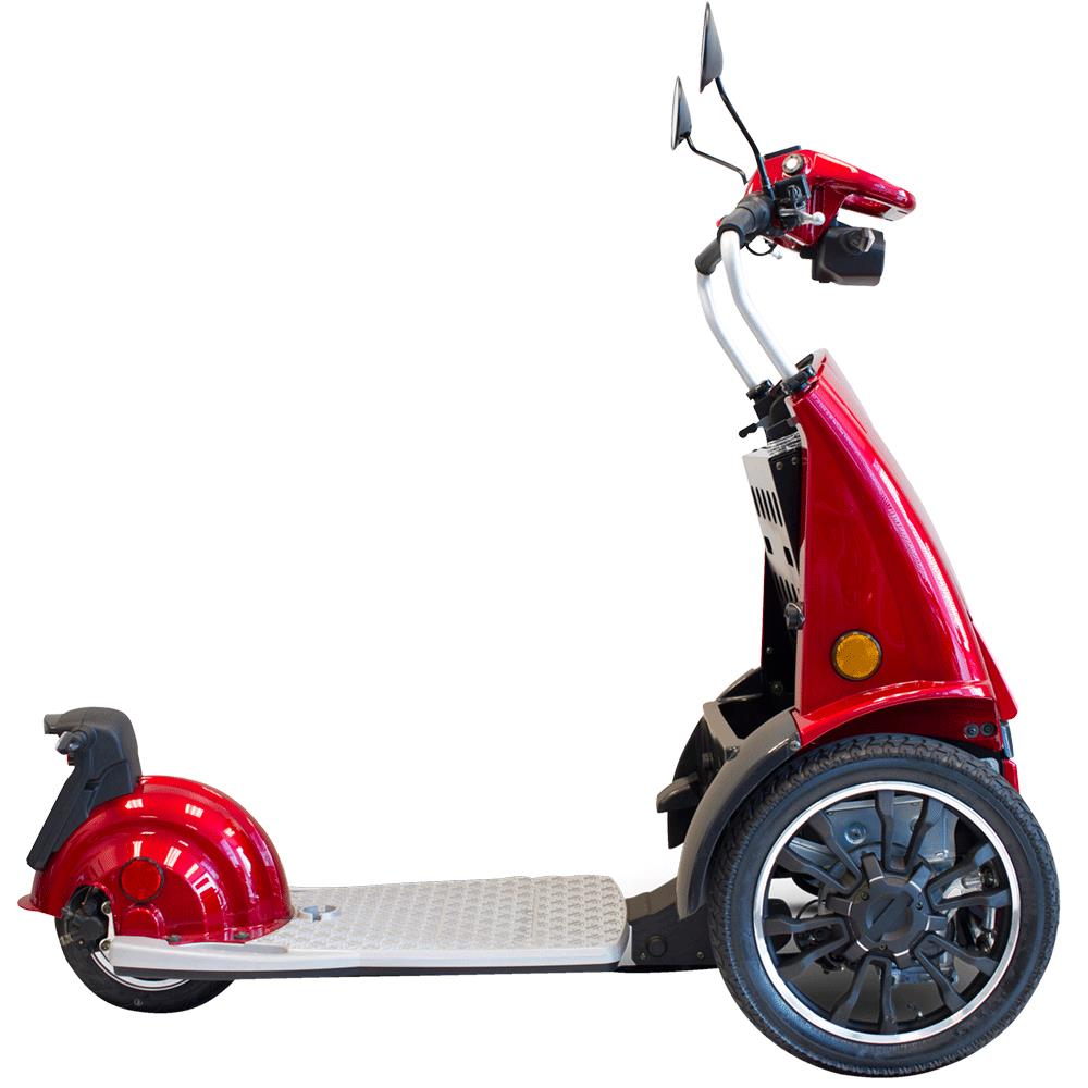 ewheels ew 77 three wheel edge scooter scooters. Black Bedroom Furniture Sets. Home Design Ideas