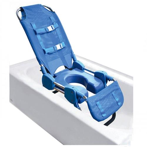 Columbia Ultima Access Stainless Steel Bath Chair | Shower Chairs