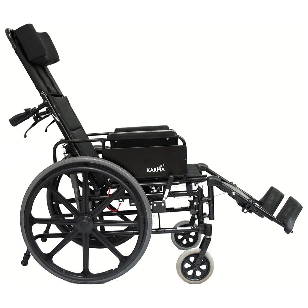 Karman Healthcare KM-5000 Self Propel Recliner Wheelchair  sc 1 st  Shop Wheelchair & Karman Healthcare KM-5000 Self Propel Recliner Wheelchair ... islam-shia.org