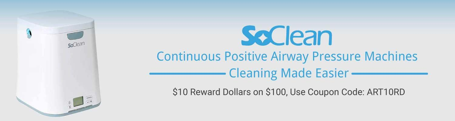 SoClean: CPAP Cleaning Made Easier
