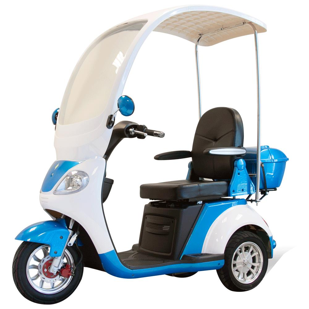 ewheels ew 44 electric three wheel scooter scooters. Black Bedroom Furniture Sets. Home Design Ideas