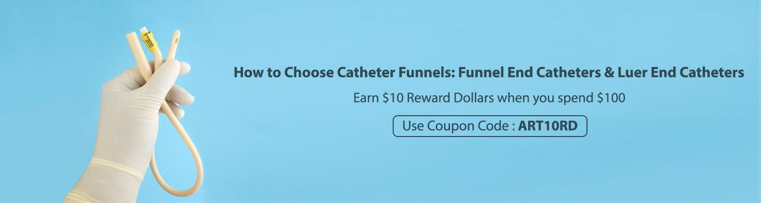How to Choose Catheter Funnels: Funnel End Catheters & Luer End Catheters