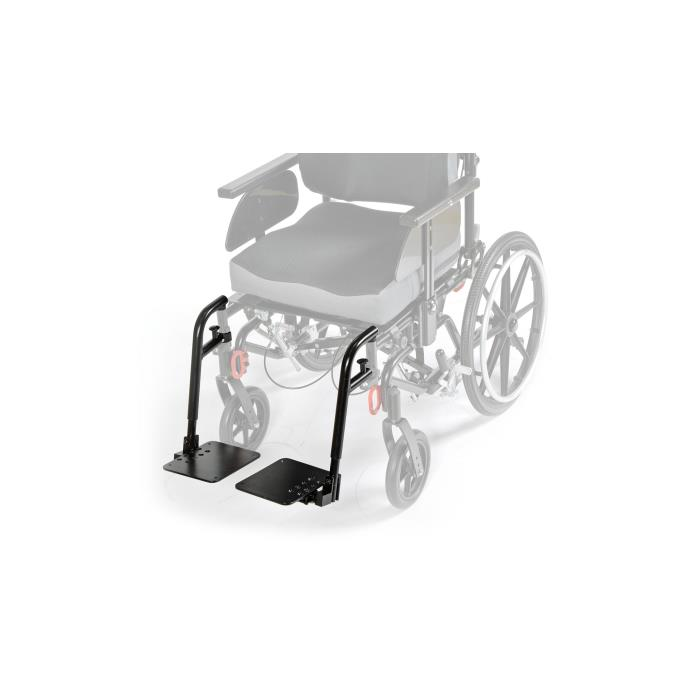 Kanga Adult Tilt In Space Wheelchair Footrest Wheelchair Accessories