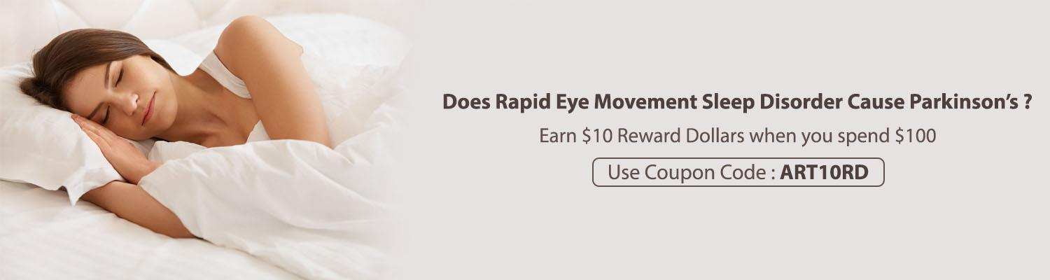 Does Rapid Eye Movement Sleep Disorder Cause Parkinson's ?