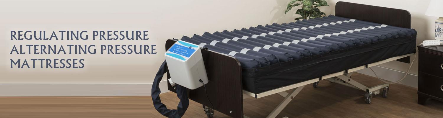 Regulating Pressure – Alternating Pressure Mattresses