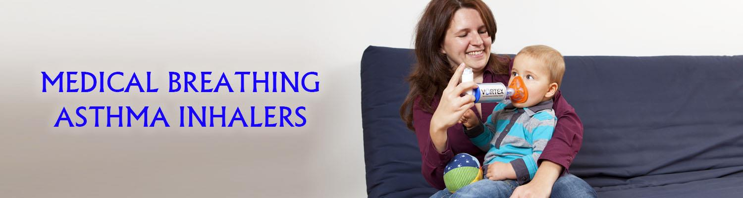 Medical Breathing – Asthma Inhalers