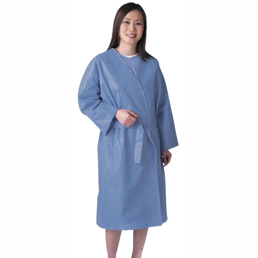 Medline Disposable Patient Robes Patient Wear