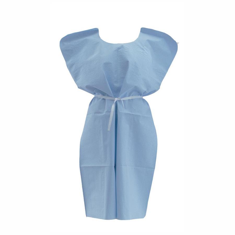 Medline Disposable Patient Gowns   Patient Gown and Apparels