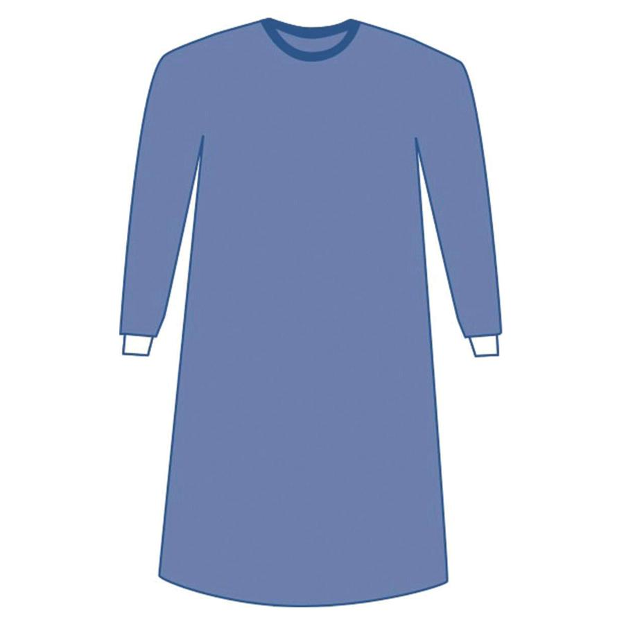 Medline Prevention Plus Breathable Film Surgical Gowns | Protective ...