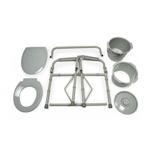 Graham Field Steel Folding Commode Parts