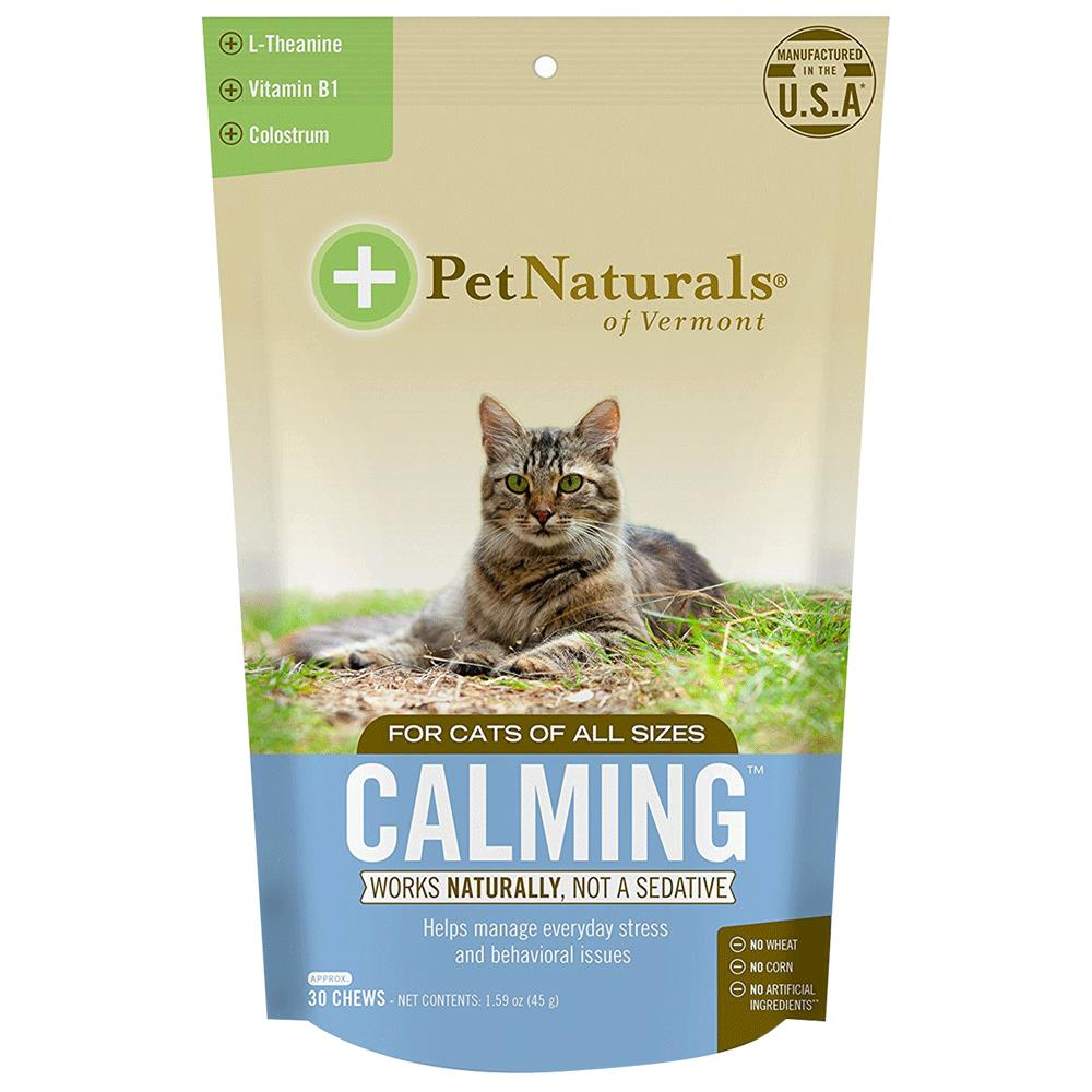 Pet Naturals Of Vermont Calming For Cats Reviews
