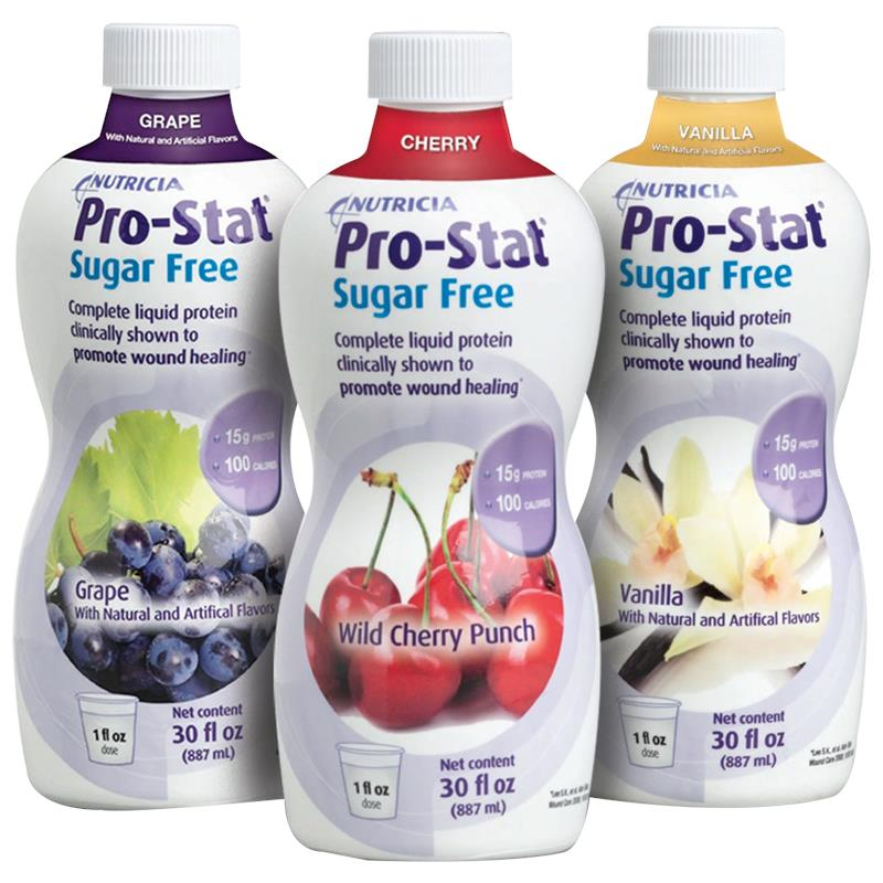 Medical Nutrition Pro Stat Sugar Free Ready To Drink Protein Supplement