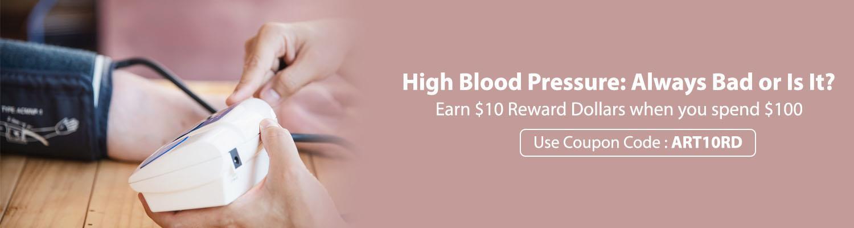 High Blood Pressure: Always Bad or Is It?
