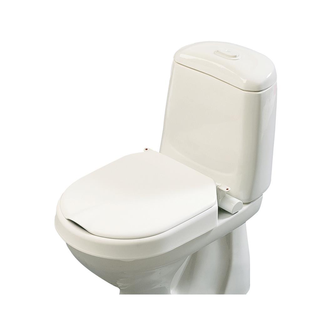 Etac Hi Loo Raised Toilet Seat With Armrests Raised