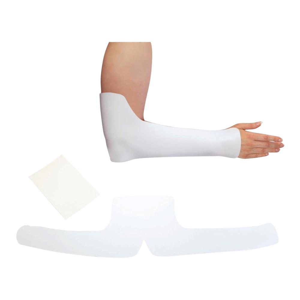 Rolyan Sugar Tong Pre-Cut Elbow Splint | Elbow Supports
