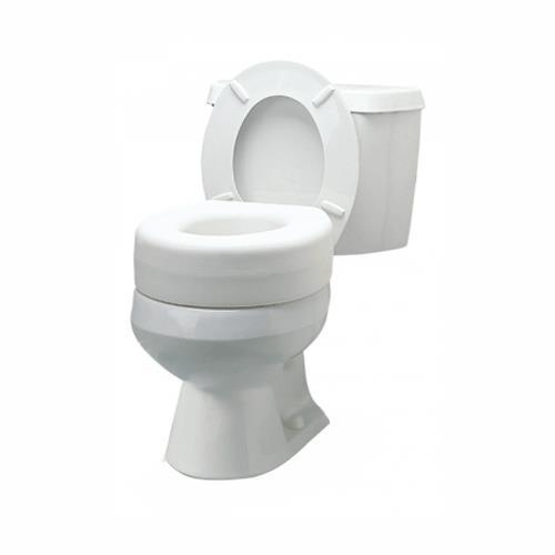 Remarkable Lumex Everyday Raised Toilet Seat Machost Co Dining Chair Design Ideas Machostcouk