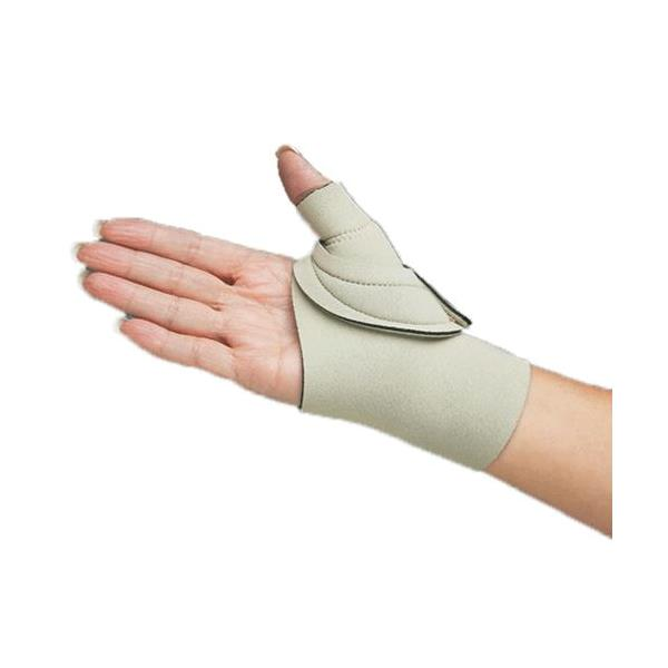Comfort Cool Thumb Cmc Restriction Beige Splint Precuts