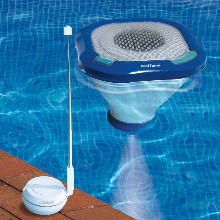Swimline pool tunes floating speaker light relaxation Psoriasis and swimming pool chemicals