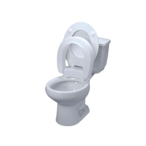 Fine Maddak Hinged Elevated Toilet Seat Spiritservingveterans Wood Chair Design Ideas Spiritservingveteransorg