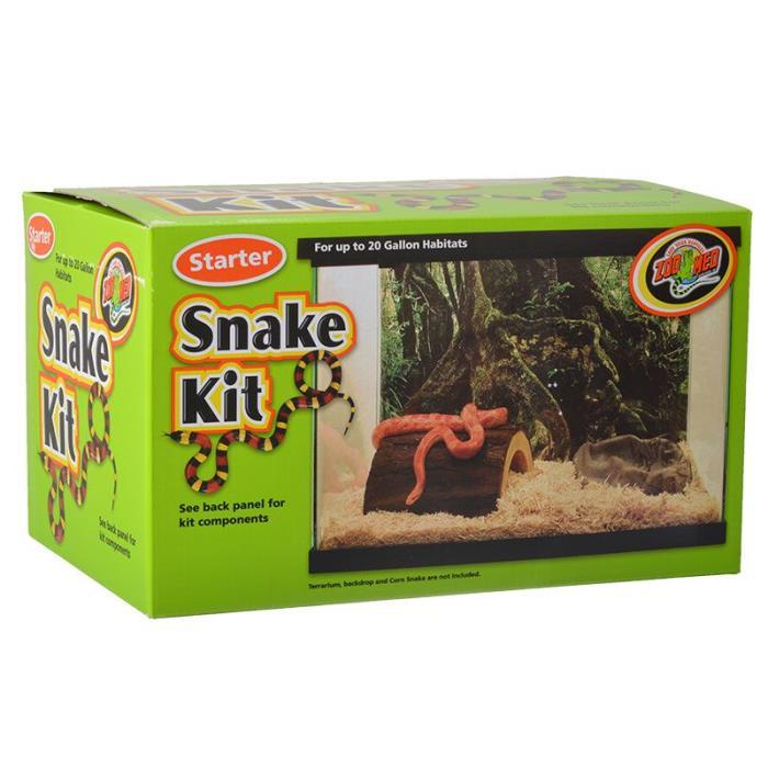 Zoo Med Snake Starter Kit Reptile