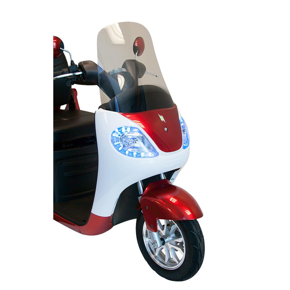 ewheels ew 44 electric three wheel scooter 3 wheel scooters. Black Bedroom Furniture Sets. Home Design Ideas