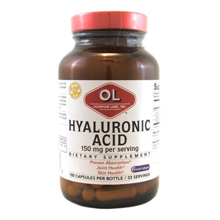Olympian Labs Hyaluronic Acid Dietary Supplement